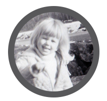 Susan Sanders Baby Photo