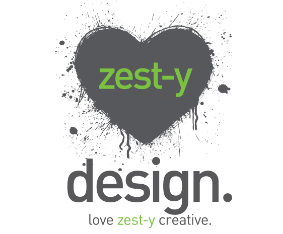 Graphic Design Launceston - Zest