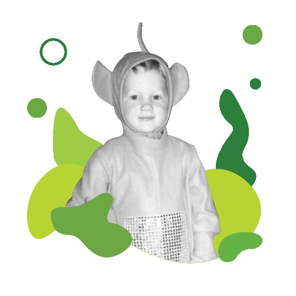 Thomas Gray Baby Photo